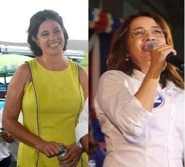 Edlene Gomes e Mary Gouveia - Escada
