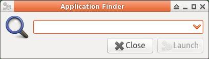 Fix para lentidão no Application Finder do XFCE