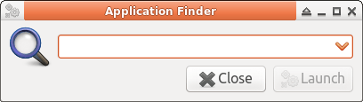 Fix para lentidão no Application Finder do XFCE