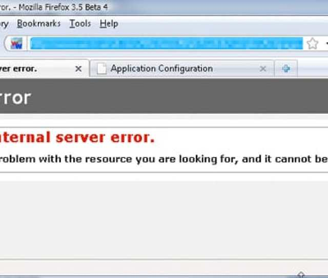 I Mentioned Before That When Your Server Is Running In A Microsoft Iis Environment It Will Produce More Tangible Information For The Errors That Come Up