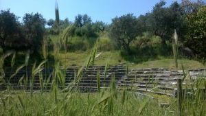 Githio théâtre antique