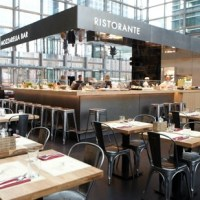 Popular places to eat and drink around Canary Wharf