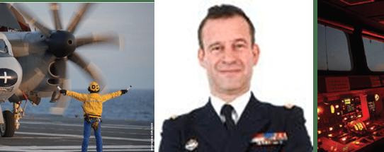Marine Nationale & Recrutement Responsable : rencontre avec le commandant Marc Pouly