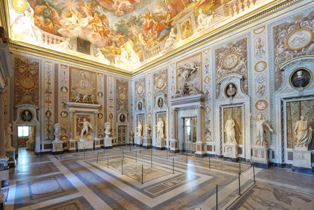 1 - Galleria Borghese - Interni