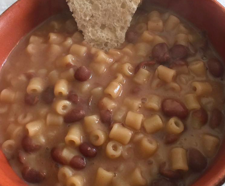 Pasta-e-Fagioli-con-Le-Cotiche-Ricetta-Napoletana