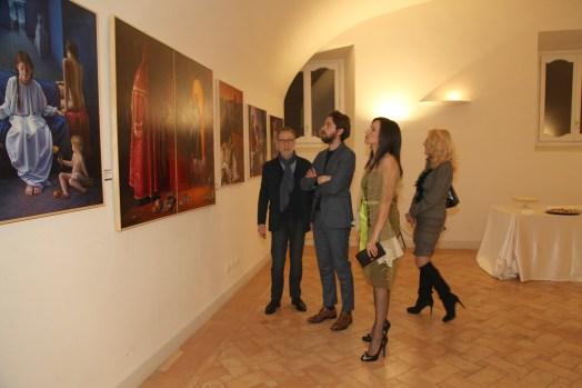 Amedeo Brogli, Graziano Scarabicchi, Elena Parmegiani, Laura Brogli 2