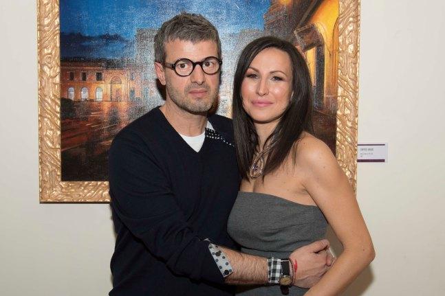 Vittorio Camaiani, Elena Parmegiani