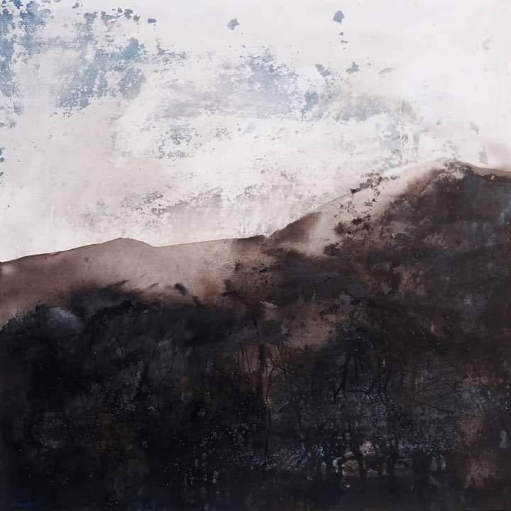 RvB-Arts_Kristina-Milakovic_Nebulosa_tecnica-mista-su-tela_80x80-cm_2018_light.jpg