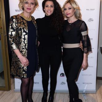 Flavia Bruni, Katia Greco e Giulia Sonnino