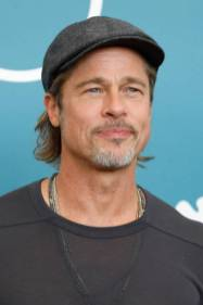 Brad Pitt at the photo call for 'Ad Astra' during the 76st Venice Film Festival at the Sala Grande on August 29, 2019 in Venice, Italy. (Photo by: P. Lehman) (Photo credit should read P. Lehman / Barcroft Media via Getty Images)