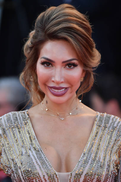 "VENICE, ITALY - AUGUST 30: Farrah Abraham walks the red carpet ahead of the ""J'Accuse"" (An Officer And A Spy) screening during the 76th Venice Film Festival at Sala Grande on August 30, 2019 in Venice, Italy. (Photo by Stephane Cardinale - Corbis/Corbis via Getty Images)"