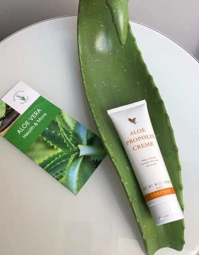 Aloe Propolis Creme 🐝 La Crema lenitiva con Aloe Vera e Propoli di FOREVER LIVING🐝