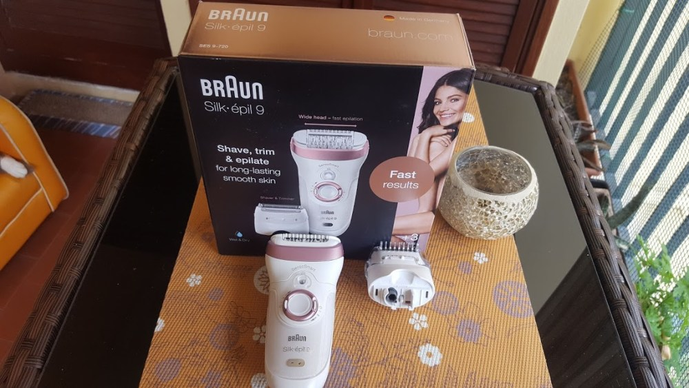 Il mio alleato ideale Braun Silk-Epil 9