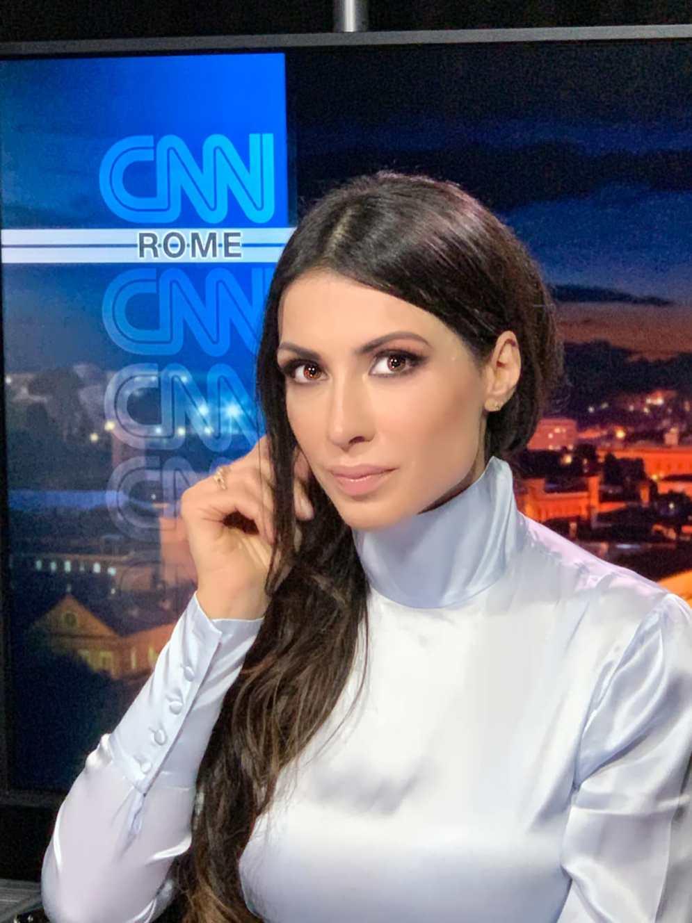 Valeria Altobelli alla CNN (2)