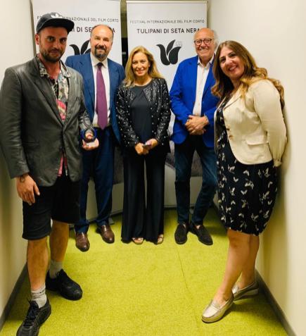 Ivan Cazzola, Diego Righini, Grazia Di Michele, Elio Cipri, Paola Tassone