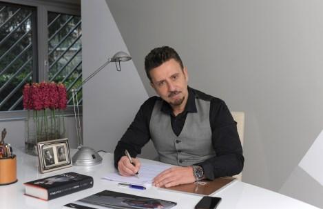 VINCENZO MERLI, DIRETTORE DELLA MAISON EGON VON FURSTENBERG