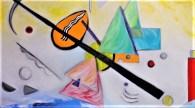Caos Apparente dipinto di Ester Campese