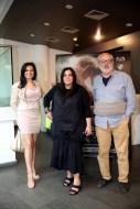 Deborah Bettega, Marilù S. Manzini e Mattia Sbragia