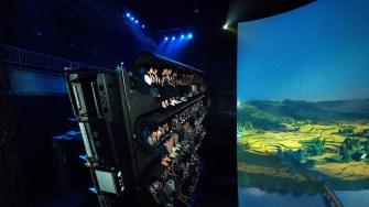 2 VOLARIUM Il cinema volante a Cinecittà World (3)