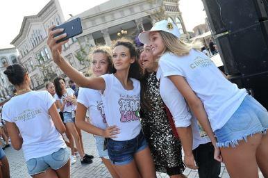 Selfies a Cinecittà World