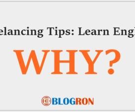 Freelancing Tips: Learn English