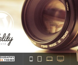 10 Best Photography Theme for WordPress 2