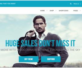 10 WordPress WooCommerce Themes 10