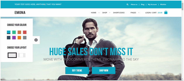 10 WordPress WooCommerce Themes 8