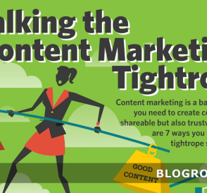 7 Ways You Can Walk the Content Marketing Tightrope Successfully 1