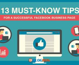13 Must-Know Tips to Create a Successful Facebook Business Page [Infographic] 1