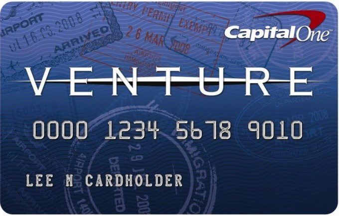 Venture Rewards from Capital One