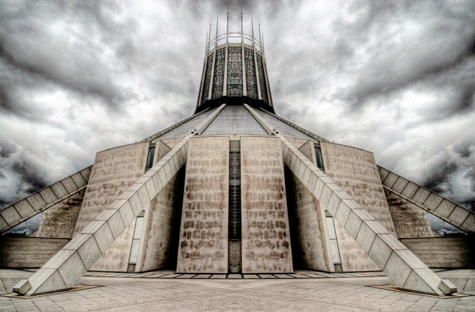 The Metropolitan Cathedral Liverpool