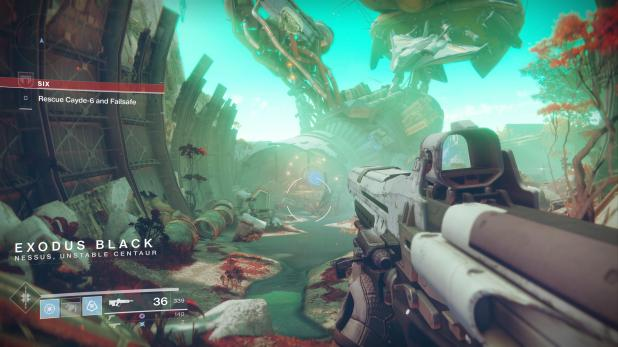 How 'Destiny 2' Improves Upon The First Game In Almost Every Conceivable Way