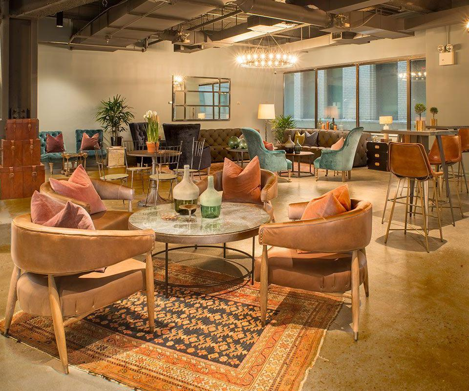 A common area at Bond Colletive. Photo courtesy of Bond Collective.