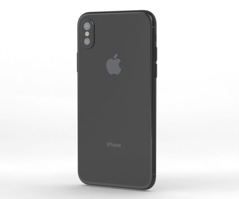 iPhone 8 has a new dual vertically aligned camera to aid AR