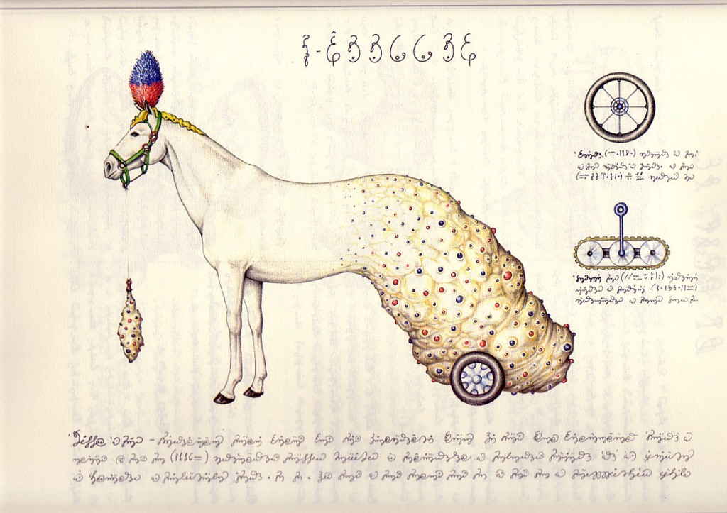 Codex Seraphinianus - 2