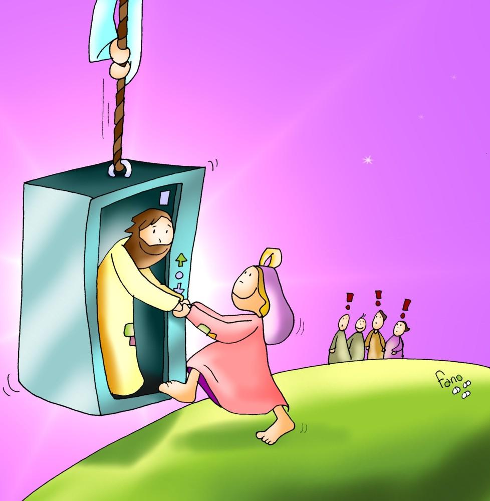 Resultado de imagen de asunción de la virgen para niños