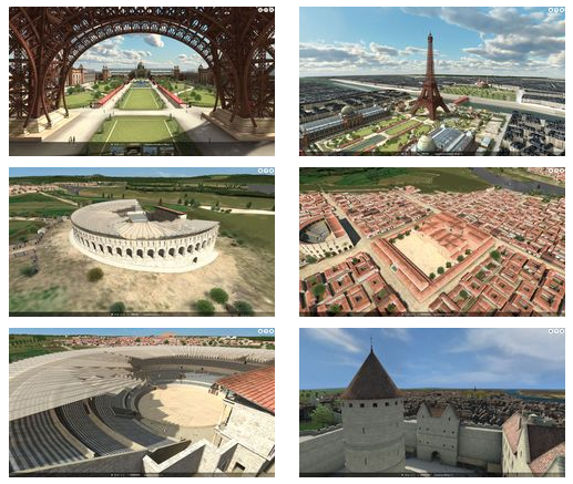 3d perspectives dassault systemes
