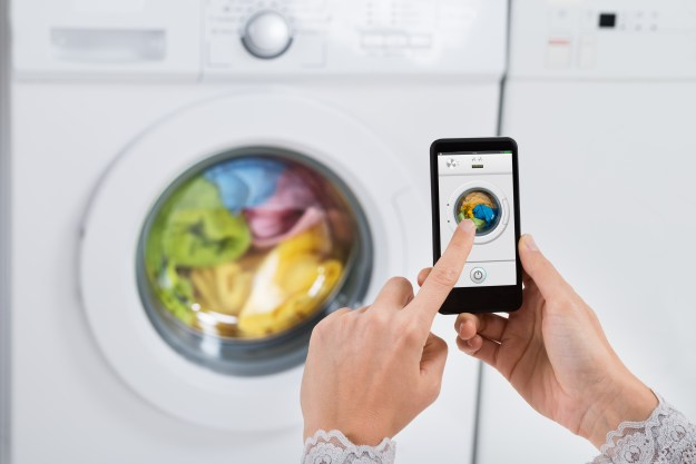 a new spin on washing machine design | 3d perspectives