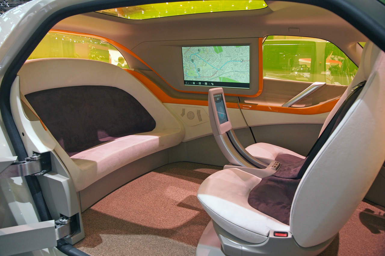 Autonomous Cars In The Age Of Experience