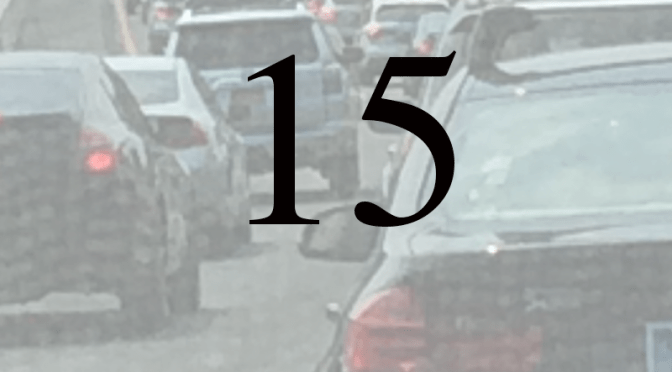 Number 15 – June 28th 2016