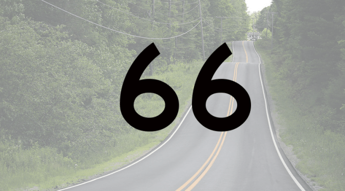 Number 66 – June 27th 2016
