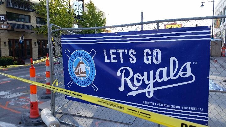 Go Royals Alphagraphics Banner