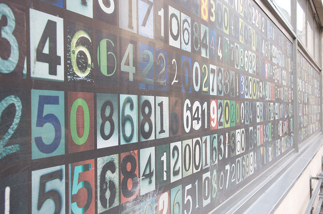What's the highest number you've ever counted to?  via Flickr creative commons morebyless