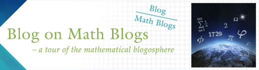Blog on Math Blogs
