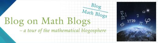 Blog on Math Blogs