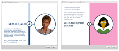 examples of free PowerPoint templates