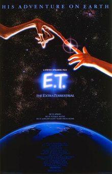 Cover of E. T.