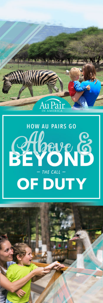 Au Pair Spotlight: Here's the Story of a Lovely Lady