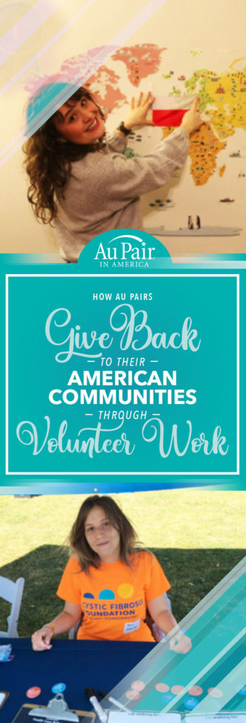 Announcing the 2018 Au Pair Community Service Award Winners!
